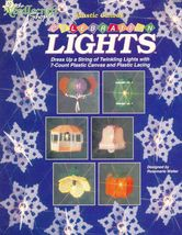 Celebration Lights, Plastic Canvas Pattern TNS 933352 Twinkling Light Co... - $7.95