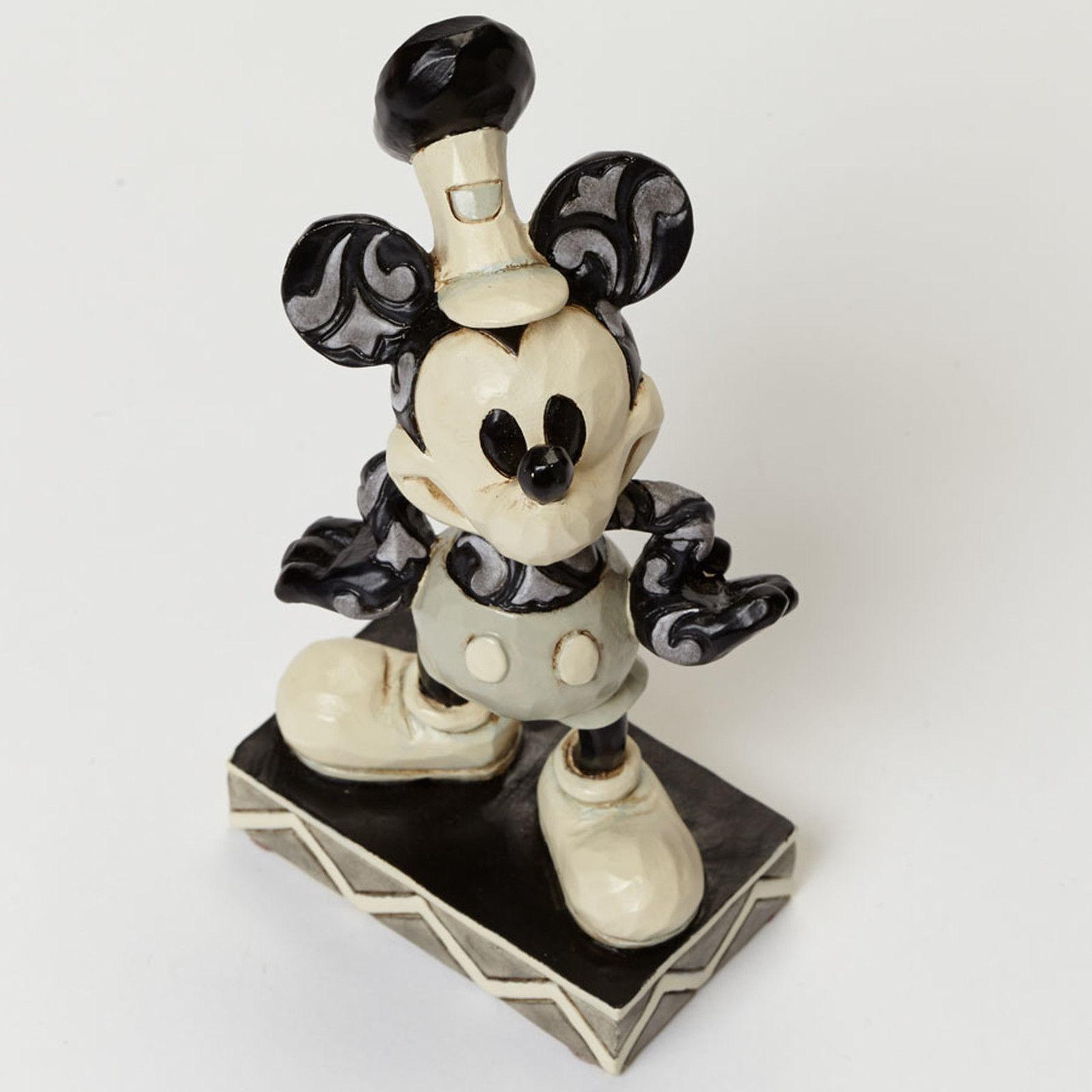 Jim Shore Steamboat Wille Figurine Pose The Original 4045245 Disney Traditions