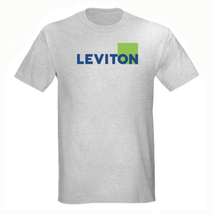 LEVITON Electrical Wiring Control Switches T-shirt - $17.99+