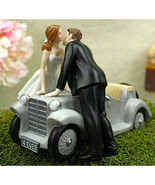 I'll Love U 4 Ever Car Couple Wedding Cake Topp... - $38.71
