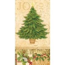 32 pcs Christmas tree collage 3-Ply Party dinner Napkins towel fold - $12.86