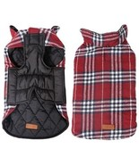 Kimfoxes Pet Dog Jacket Vest Windproof Garment Waterproof Snowproof Clo... - $21.75