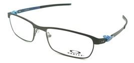 Oakley Rx Eyeglasses Frames OX3184-0652 52-17-135 Tincup Powder Cement - $196.00