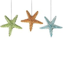 Department56 Gone to The Beach - Metallic Starfish Orn as