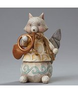 River's End Woodland Fox with Horn, Figurine [Kitchen] - $29.70