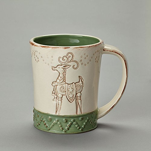 River's End Reindeer Mug