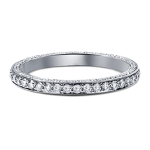 Solid 925 Sterling Silver New Stylish Platinum Filled Jewelry Women's Ba... - £65.01 GBP