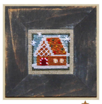 The Little House of Ginger cross stitch chart Bent Creek  - $6.75