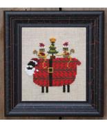 Santa Sheep Merry Christmas to Ewe Kit cross stitch kit Bent Creek  - $18.00