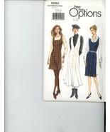 Vogue 9282 Misses Jumper Size 8-10-12 UNCUT - $2.00