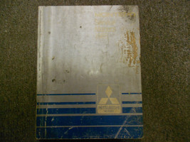 1985 Mitsubishi Montero Service Repair Shop Manual Factory Oem Book 85 Deal - $37.57