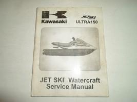 2003 Kawasaki Ultra150 ULTRA 150 Jet Ski Watercraft Service Manual FACTORY WORN - $34.60