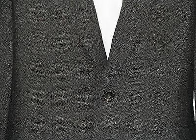 J Crew Ludlow Fielding Three-button Jacket Thornproof Wool Size 36S Style 48683