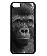 Cute Gorilla Monkey Wildlife Animal Hard Plasti... - $14.80