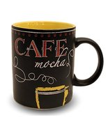 Starbucks Coffee Cafe Mocha Chalkboard Mug 2007 - $14.90
