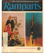 RAMPARTS MAGAZINE November 1969 - ELDRIDGE CLEAVER, OIL SPILL AT SANTA B... - $8.99