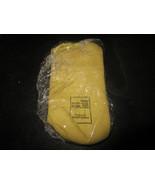 MCR Safety 9370 Kevlar Regular Weight 24 Gauge Plain Sleeve Yellow 8-Inc... - $3.91