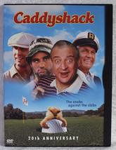 Caddyshack 20th Anniversary DVD  Bill Murray Chevy Chase Rodney Dangerfield - $5.00