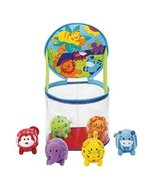 Earlyears Baby Basketball Toddler and Preschool Jungle Animal Theme Toy - $12.90