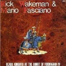 Black Knights at the Court of Ferdinand IV [Audio CD] - $20.90