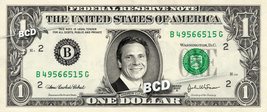 ANDREW CUOMO on REAL Dollar Bill Cash Money Bank Note Currency Celebrity... - $4.44