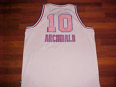 841b70135 1. 1. Previous. Reebok Classics NDA 1972 Sacramento Kings Nate Archibald  10  Swingman Jersey 3XL