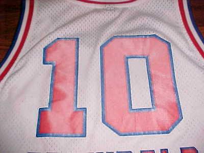 0a001849e Reebok Classics NDA 1972 Sacramento Kings Nate Archibald  10 Swingman Jersey  3XL