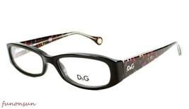 Dolce & Gabbana Women's Eyeglasses D&G1228 1977 Black Noir Plastic Frame... - $115.43