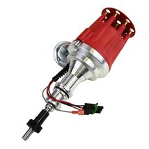 Pro Series R2R Distributor for Ford SBF 260 289 302 V8 Engine Red Cap image 7