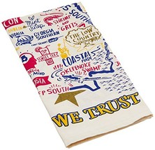 Primitives by Kathy LOL Made You Smile Dish Towel, Super Georgia - $12.69