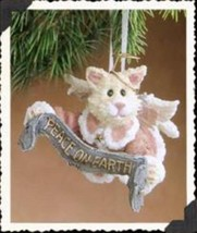"Boyds Purrstone ""Felicity Angelpuss.. Peace On Earth"" #271802-Purrstone ... - $15.99"