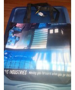 Doctor Who Tardis Industries Reusable Eco Friendly Tote Bag Double-Sided... - $7.83