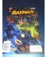 BATMAN KEMCO SPECIAL COLLECTOR'S EDITION ~ 2002 DC Comics - Rick Burcett... - $9.79
