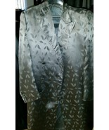 AUTHENTIC BEKISHE BLACK KAFTAN HASIDIC EXCELLENT FIT SIZE 38 S Brand New  - $72.16