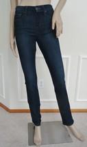 Nwt Joe's Designer Skinny Mid Rise Denim Jeans Sz 25 0 Celia Dark Wash $158 - $78.16