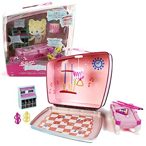 Bratz MGA Entertainment Babyz Accessory Set : 8-Ball Blitz with Pool Hall That B - $54.99