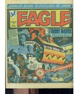 EAGLE weekly British comic book October 8 1983 VG+ - $9.89