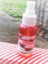 raspberry chocolate body spray mist - $5.00