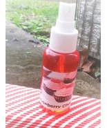raspberry chocolate body spray mist - $5.00