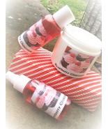 raspberry chocolate bath and body gift set, shower gel, shea lotion, bod... - $20.00