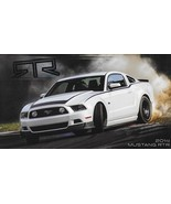 2014 Ford MUSTANG RTR sales brochure folder Spec 1 2 Vaughn Gittin - $6.00
