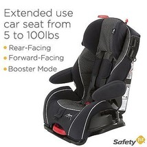 Safety 1st Alpha Omega Elite Convertible 3-in-1 Infant Toddler Car Seat Bromley - $157.90