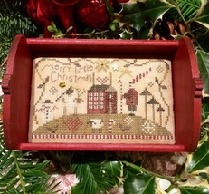 Merry Little Christmas Tray Kit cross stitch kit Shepherd's Bush - $24.00