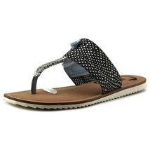 Circus by Sam Edelman Saxon Women US 5.5 Black Thong Sandal - $40.10