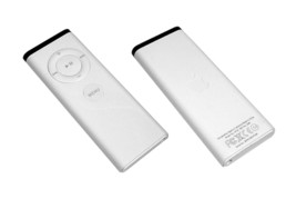 Apple Remote Control White : iPod Dock Macbook Pro Mac Mini iMac Apple T... - $19.95