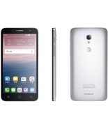New Alcatel One Touch Allura 50560 (AT&T) Black GSM Android Smartphone - $134.87