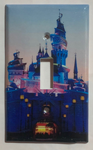 Hong Kong Disney princess castle Light Switch Outlet wall Cover Plate Home Decor image 1