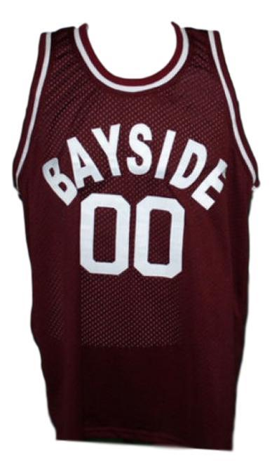 Screech  00 bayside saved by the bell basketball jersey brown   1