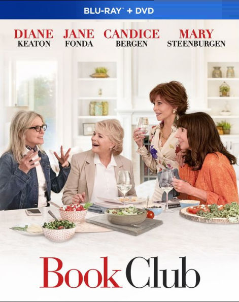 Book Club [Blu-ray+DVD, 2018]