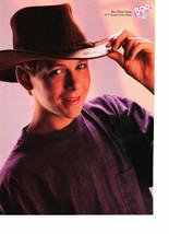 Max Elliott Slade Brendan Fraser teen magazine pinup clipping guitar time hat